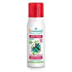 Puressentiel Anti-Pique Spray aux 11 huiles essentielles 75 ml