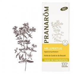 Pranarôm huile de macération bio Millepertuis
