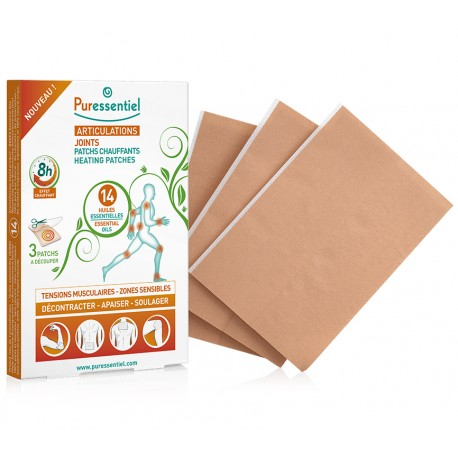 Puressentiel Articulations Patch Chauffant