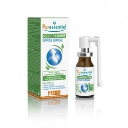 Puressentiel Respiratoire spray gorge 15 ml