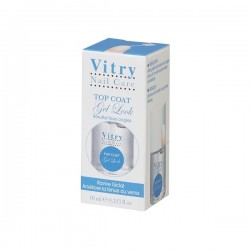 Vitry Top Coat Gel Look 10 ml
