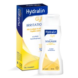Hydralin Gyn Gel lavant calmant 200 ml