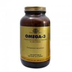 Solgar Oméga 3 - 120 softgels