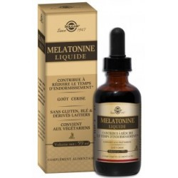 Solgar Mélatonine liquide 1,6 mg 59 ml
