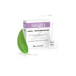 Saugella Intilac 7 Monodoses de gel