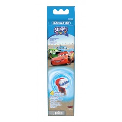 Oral-B Kids 3 recharges brossettes brosse à dents électrique Stages Power