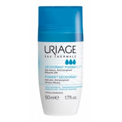 Uriage Déodorant Puissance 3 roll-on 50 ml