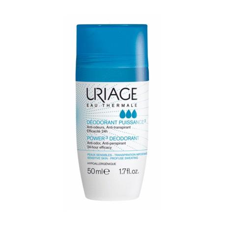 Uriage Déodorant Puissant 3 50 ml