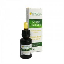 Alveolys Extrait Concentré de Propolis Brune 15 ml