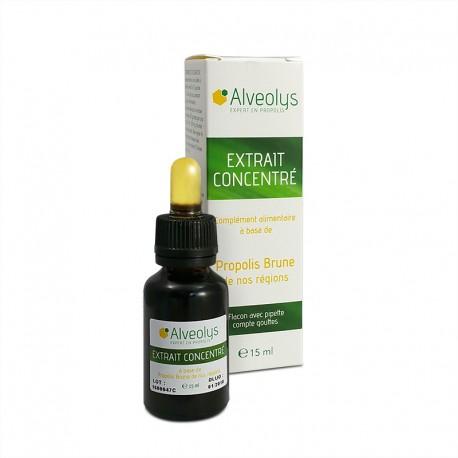 Alveolys Extrait Concentré de Propolis
