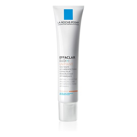 La Roche Posay Effaclar Duo (+) Unifiant Teinte Medium 40 ml