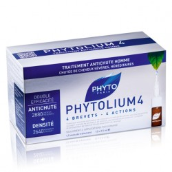 Phytolium 4 traitement Intensif Antichute 12 ampoules