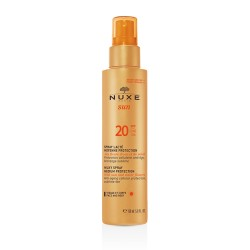 Nuxe Sun Spray lacté visage et corps SPF 20 150 ml