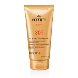 Nuxe Sun Lait Délicieux Visage et Corps SPF 30 150 ml