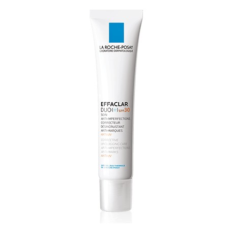 La Roche Posay Effaclar duo+ SPF 30 soin anti-imperfections correcteur