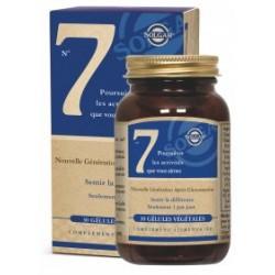 Solgar n°7 - 30 gélules végétales