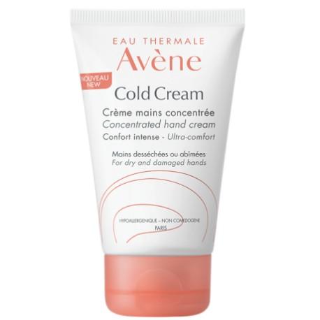 Avène Cold cream crème mains concentrée 50 ml