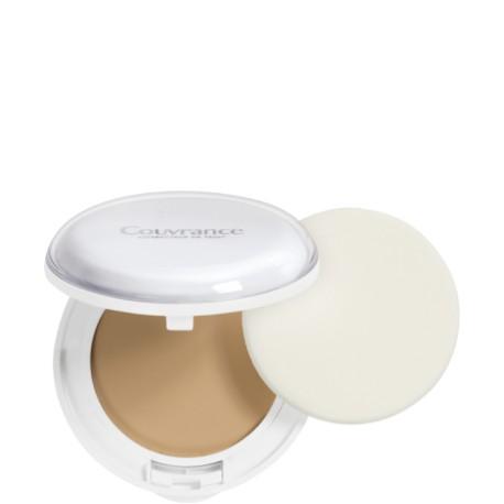 Avène Couvrance crème de teint compacte confort porcelaine 1 10 gr