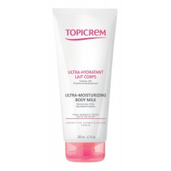 Topicrem Ultra-hydratant lait corps 200 ml