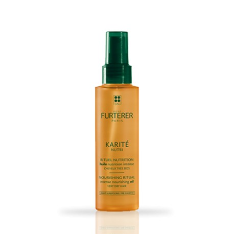 René Furterer Karité nutri huile nutrition intense 100 ml