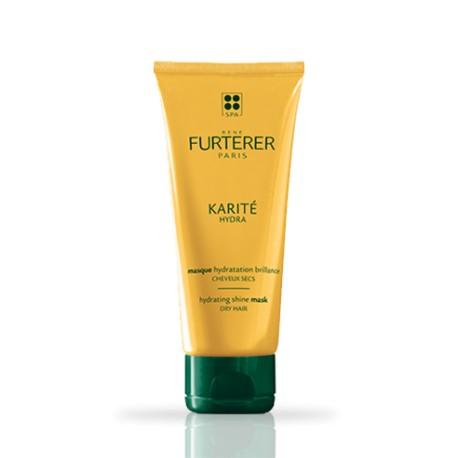 René Furterer Karité hydra masque hydratation brillance 100 ml