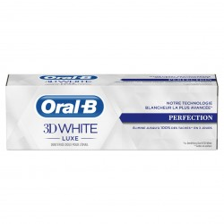 Oral-B 3D White Luxe perfection dentifrice 75 ml