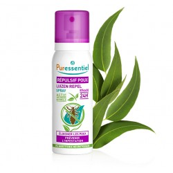 Puressentiel Spray Répulsif Poux 75 ml