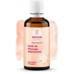 Weleda maternité Huile de Massage Allaitement 50 ml