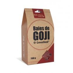 Nat & Form Goji Greenfood 500g