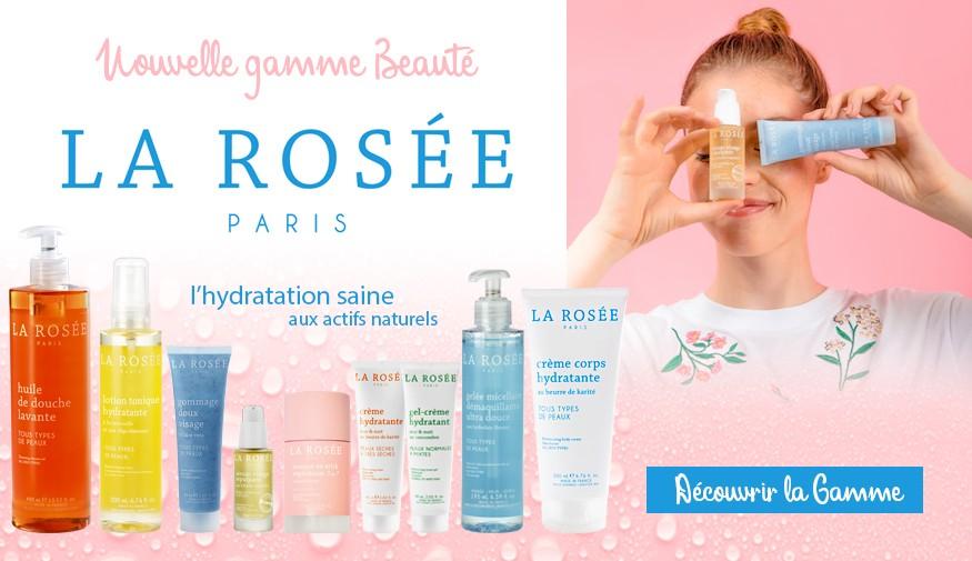 La Rosée Paris, découvrez l'hydratation saine aux actifs naturels !