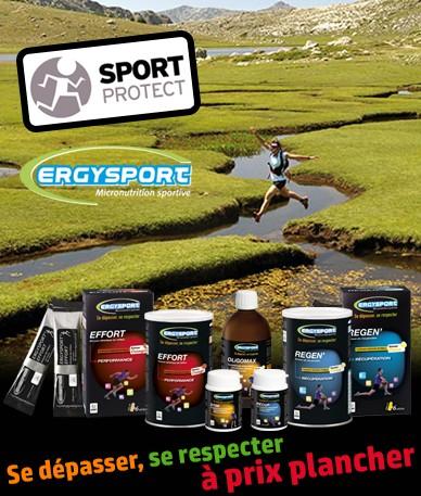 Ergysport micronutrition sportive