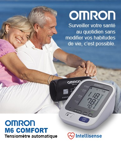 OMROM M comfort, tensiomètre automatique 53,90 €