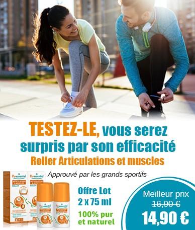 Puressentiel Roller Articulations et muscles