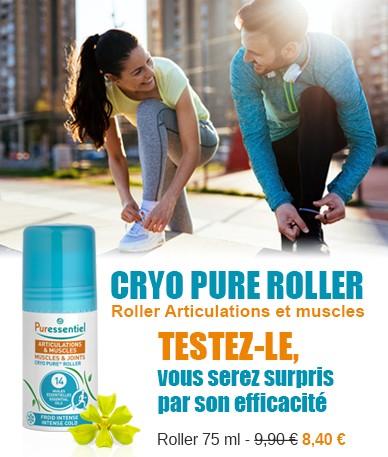 Puressentiel Rollr Cryo Pure