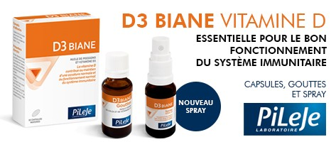 Pileje D3 Biane Vitamine D