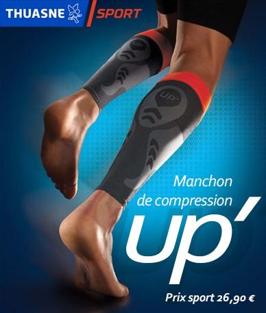 Thuasne Sport Manchon de compression UP'